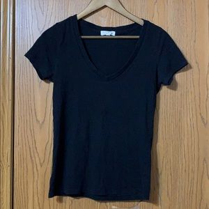 Forever 21 Black Tee, Small